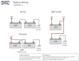 series battery wiring diagram series image wiring electrical power and wiring how to wire a robot on series battery wiring diagram