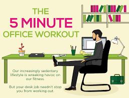 5 minute exercise at work inside exercising your desk design