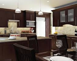 brown walnut cabinet kitchen dark kitchen cabinets wall color brown walnut portable island with granite top