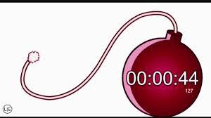 Timer 1 Mins 1 Minute Timer Bomb