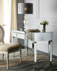 mirrored furniture room ideas. Ideas Mirrored Furniture. View In Gallery Desk From Horchow Furniture Room 5