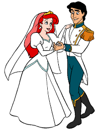 Small Picture Ariel and Prince Erics Wedding Dance Disney Princess Weddings