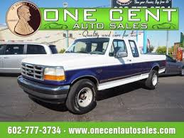 Used 1995 Ford F-150 For Sale - Carsforsale.com®