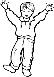 Small Picture Happy Little Boy coloring page Free Printable Coloring Pages