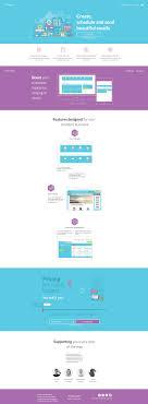 Flat Website Design Ideas Another Nice Flat Designed Website Minimalist Simple