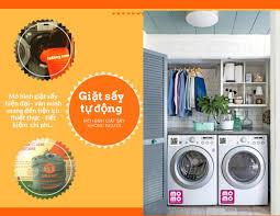 Lắp đặt miễn phí hệ thống quản lý và thanh toán cho máy giặt sấy tự  độngSUNWON