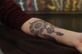 Dream Catcher Foot Tattoos 100 Awesome Dreamcatcher Tattoos And Meanings 93