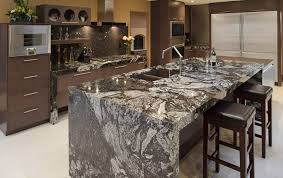 Top Choosing Stone Kitchen Countertops Renovationfind Regarding