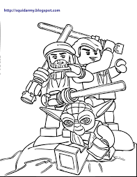Small Picture Fresh Lego Star Wars Coloring Pages Printable 98 About Remodel