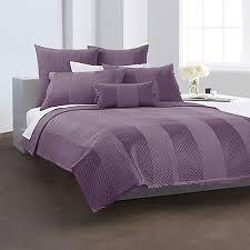 DKNY Harmony Quilt - Plum - Bed Bath & Beyond & DKNY Harmony Quilt - Plum Adamdwight.com