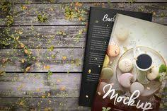 basil e 5 x 8 hardcover book mockup covervault