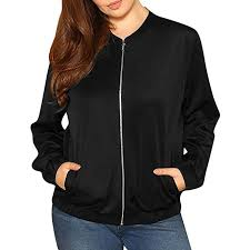 Amazon Jacket Size Chart Amazon Com Womens Plus Size Solid Casual Loose Pocket