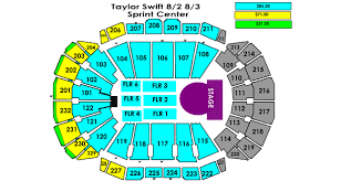 Taylor Swift Ed Sheeran At Sprint Center