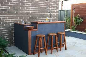 diy outdoor bar.  Diy DIY Outdoor Bar Intended Diy Bar