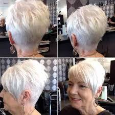 Coiffure Femme 70 Ans Best Of 50 Coupe Courte Cheveux Blancs