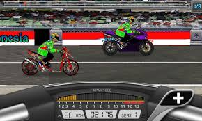 download game drag racing bike edition mod indonesia apk v2 0 1