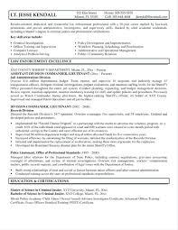 Resume Police Officer Resume Samples Free Best Sample Job