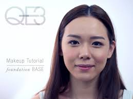 3 steps for the perfect make up base