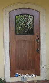 stained glass interior french doors luxury arched mahogany wood doors custom door
