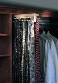 exotic tie racks for closet belt rack closet organizer tie racks for tie organizers for closet