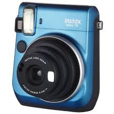<b>Фотоаппарат</b> моментальной печати Fujifilm <b>Instax</b> Mini 70 <b>blue</b>