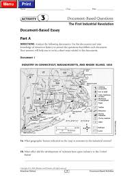 first industrial revolution dbq pdf flipbook first industrial revolution dbq