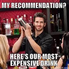 15 Bartender Memes That Are Purely Hilarious Sayingimages Com Bartender Humor Bartender Funny Bartender