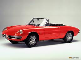 alfa romeo spider 1966. Modren Romeo To Alfa Romeo Spider 1966