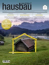 Hausbau Von A Z 2016 By Bl Verlag Ag Issuu