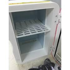 Tủ lạnh mini bảo quản mỹ phẩm Hyundai 6L, Giá tháng 10/2020