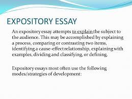 Define Expository Essay Expository Essay Expository Essay An Expository Essay
