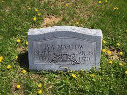 Iva Warren Marlow (1893-1970) - Find A Grave Memorial