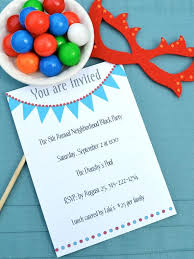 printable birthday invitations for all ages a birthday party invitations on a table candy and a mask