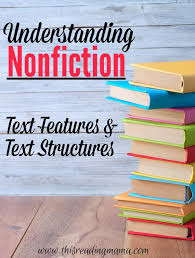 understanding nonfiction text features and text structures this reading mama