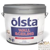 <b>Краска Olsta Wall&Ceiling</b>, Россия, купить в Москве с доставкой ...