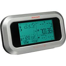 Meade Portable Barometric Weather Forecaster With Wind Speed