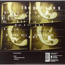 Black Light District The Gathering Black Light District Lp Ltd Edit Clear Vinyl