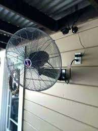 outdoor wall mount fans. Contemporary Fans Outdoor Wall Mount Fans Decorative  In