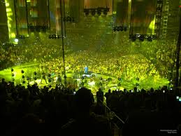 Madison Square Garden Section 112 Concert Seating