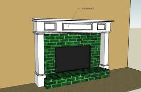can you name these fireplace trim parts carpentry contractor talk