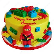 Ninjago Cake #3 – CAKESBURG Online Premium Cake Shop
