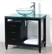 bathroom vanities bowl sinks. Bathroom Vanity With Bowl Sink Glass Fascinating Vanities Sinks O