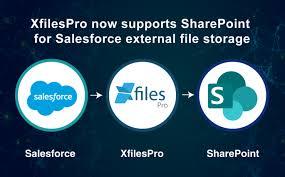 sforce external file storage
