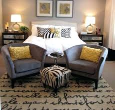 ... Bedroom Couple Grey Brown And Gold Decor. Refresh ...
