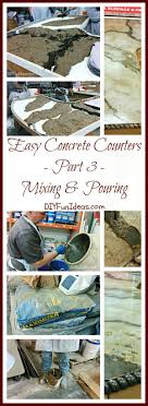 Thinset Concrete Countertops 257 Best H Granite Counters Installed Images On Pinterest