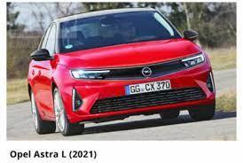 Vergleiche über 2.303 opel astra kombi gebrauchtwagen angebote im netz und finde so dein.schnell vergleichen komfortabel. Neuer Opel Astra L Ab 2021 Seite 32 Das Wollte I