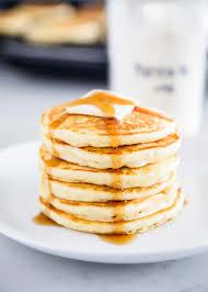 easy 5 ing pancake mix i heart