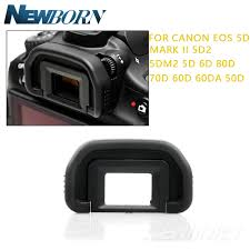 Rubber <b>Eye Cup EB</b> Viewfinder <b>Eyecup</b> for <b>Canon EOS 10D</b> 20D ...