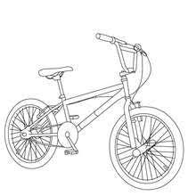 Small Picture BIKE coloring pages Coloring pages Printable Coloring Pages