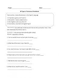 Sentences Worksheets Compound Sentence Structure Lesson Plans 2nd ...